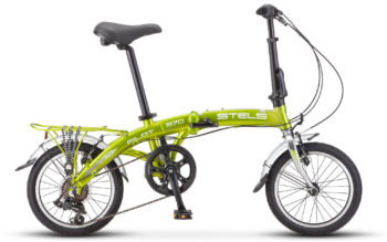 "360 zelenyy 1 1 350x219 - Велосипед Стелс (Stels) Pilot-360 14"" V010, Алюминий  , р. 9"", цвет  Зелёный"