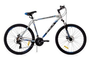 "700 md serebristyy siniy 350x233 - Велосипед Стелс (Stels) Navigator-700 MD 27.5"" F010, Сталь, р 17,5, цвет Серебристый/синий"
