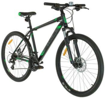 "CHerno zelenyy 2 350x325 - Велосипед Стелс (Stels) Navigator-900 MD 29"" F010"" F010, Сталь, р.17,5, цвет: Чёрный/зелёный"