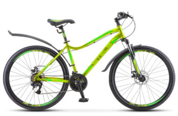 "Miss 5000 MD 26 V011 golden glossy 350x228 - Велосипед Стелс (Stels) Miss-5000 MD 26"" V011, Сталь , р 15"", цвет Золотистый"