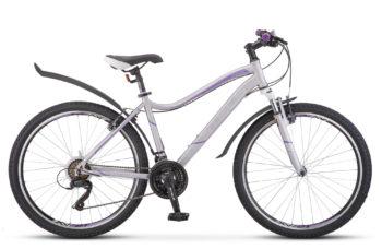 """Miss 5000 V 26 V040 matt light pink 350x228 - Велосипед Стелс (Stels) Miss-5000 V 26"""" V040, Сталь , р 15"""", цвет Аметистовый"""