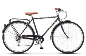 "Navigator 360 28 V010 black 350x228 - Велосипед Стелс (Stels) Navigator-360 28"" V010 , Сталь , р. 20"", цвет Чёрный"