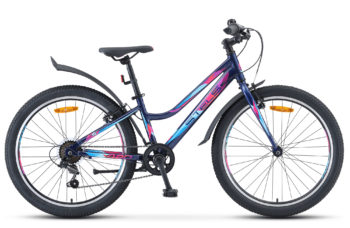 "Navigator 420 V 24 V030 dark blue glossy 350x228 - Велосипед Стелс (Stels) Navigator-420 V 24"" V030, Алюминий , р12"", цвет  Тёмно-синий"