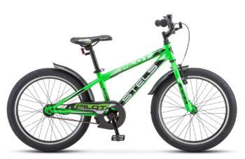 """Pilot 200 Gent 20 Z010 green 350x228 - Велосипед Стелс (Stels) Pilot-200 Gent 20"""" Z010, Сталь , р11"""", цвет Зелёный"""