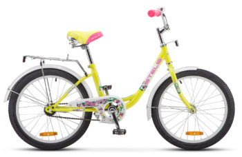 "Pilot 200 Lady 20 Z010 lime 2019 350x228 - Велосипед Стелс (Stels) Pilot-200 Lady 20"" Z010, Сталь , р11"", цвет Лимонный"