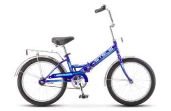 """Pilot 310 20 Z011 blue light blue2018 350x228 - Велосипед Стелс (Stels) Pilot-310 20"""" Z011, Сталь , р13"""", цвет  Синий"""