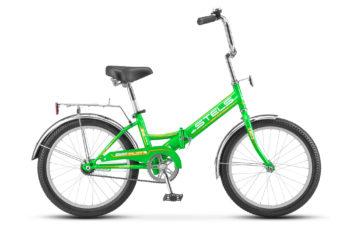 """Pilot 310 20 Z011 green yellow2018 350x228 - Велосипед Стелс (Stels) Pilot-310 20"""" Z011, Сталь , р13"""", цвет  Зелёный/жёлтый"""