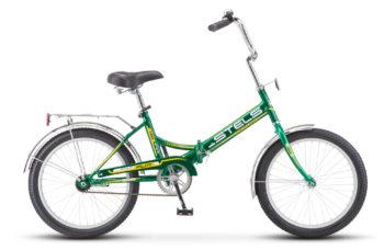 """Pilot 410 20 Z011 green yellow2018 350x228 - Велосипед Стелс (Stels) Pilot-410 20"""" Z011, Сталь  , р. 13,5"""", цвет   Зеленый/желтый"""