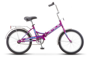 "Pilot 410 20 Z011 violet2018 350x228 - Велосипед Стелс (Stels) Pilot-410 20"" Z011, Сталь  , р. 13,5"", цвет   Фиолетовый"
