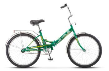 """Pilot 710 24 Z010 green yellow2018 350x228 - Велосипед Стелс (Stels) Pilot-710 24"""" Z010, Сталь , р. 16"""", цвет Зелёный/жёлтый"""