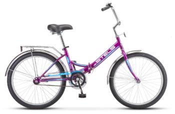 "Pilot 710 24 Z010 violet2018 350x228 - Велосипед Стелс (Stels) Pilot-710 24"" Z010, Сталь , р. 16"", цвет  Фиолетовый"