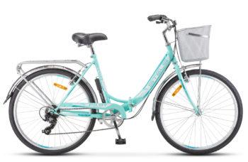 """Pilot 850 26 Z010 emerald2020 350x228 - Велосипед Стелс (Stels) Pilot-850 26"""" Z010, Сталь , р. 19"""", цвет Изумрудный"""