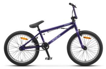 """Saber 20 V010 violet matt 350x228 - Велосипед Стелс (Stels) Saber 20"""" V010 , р 20.5"""", цвет  Фиолетовый"""