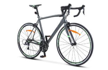 "XT300 28 V010 gray green 2 350x228 - Велосипед Стелс (Stels) XT300 28""  V010  700С , Алюминий X6, р. 21,5"", цвет  Серый/зелёный"